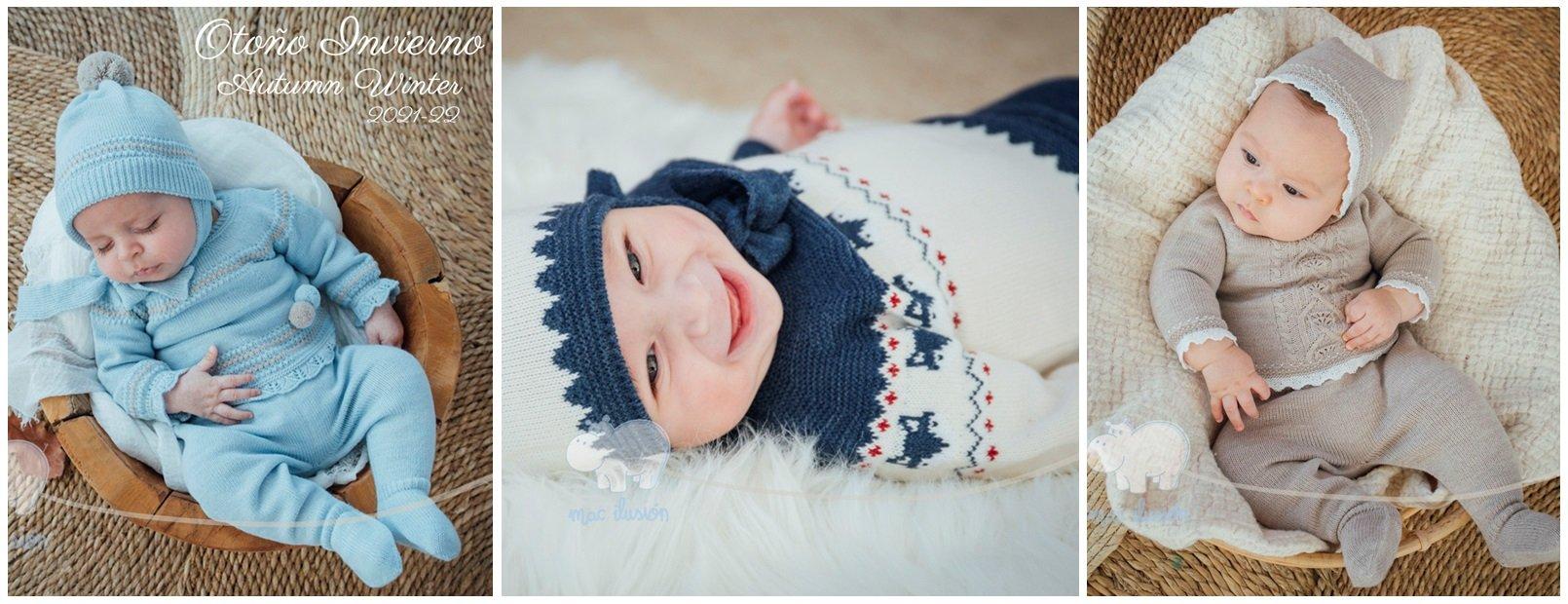 Mac Ilusión - Comprar Ropa para bebé recién nacido