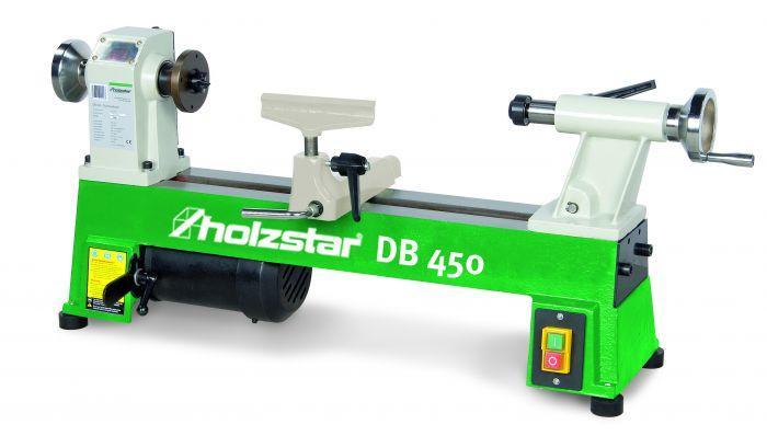 TORNO P/MADERA DB450 HOLZSTAR