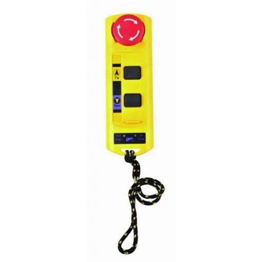 POLIPASTO ELECTRICO control remoto  SH300/600-R. [1]