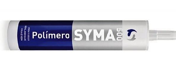 SYMA 500C Polímero Híbrido Transp Cristal