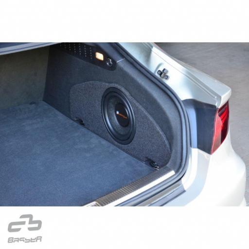 Caja de subwoofer a medida Audi A7