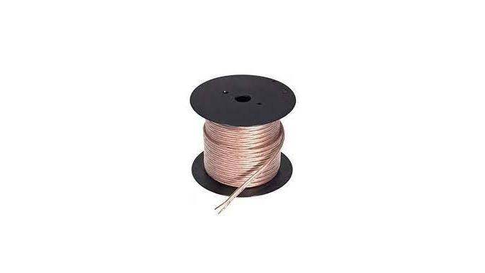 Cable altavoz OFC  cobre puro 2x1.5mm Gladen