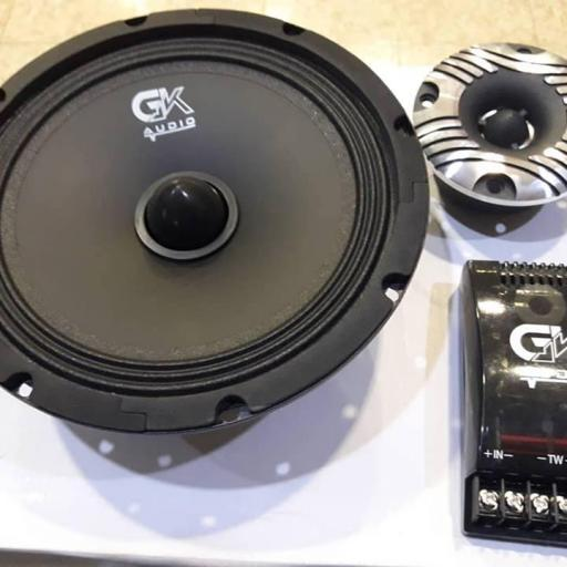 GK Audio KIT VIAS SEPARADAS 8""