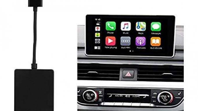 CarPlay inalambrico para radio origen