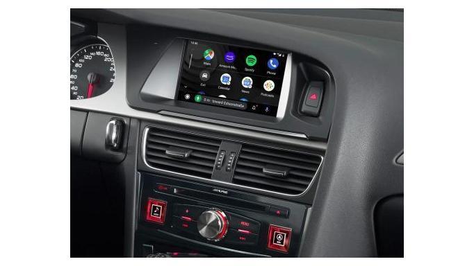Alpine X703D-A4  Audi A4