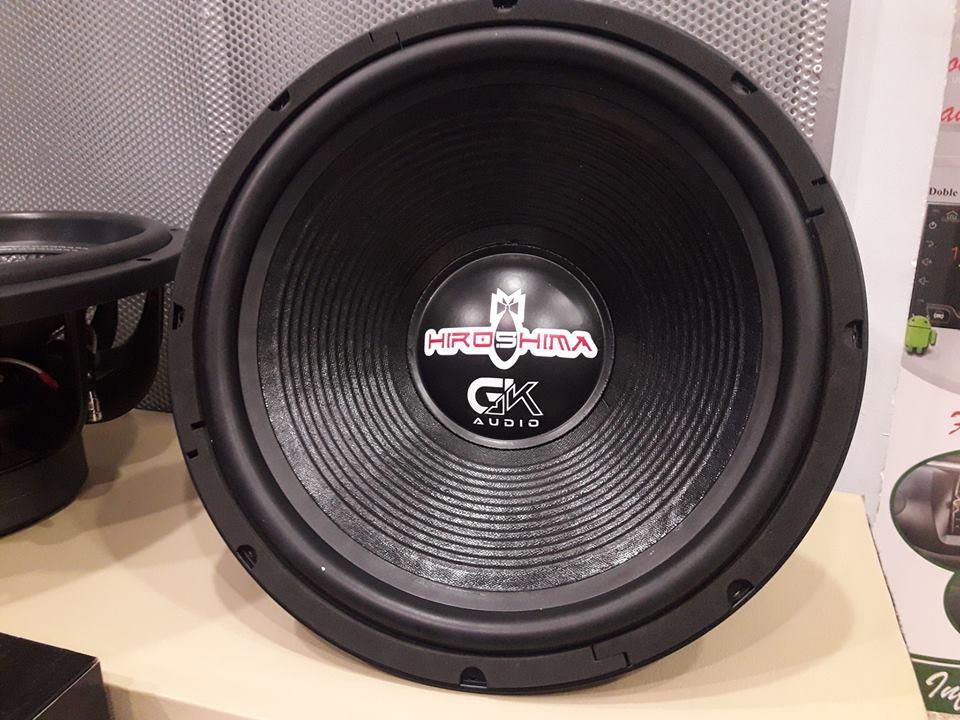 GK Audio Hiroshima 15 v2