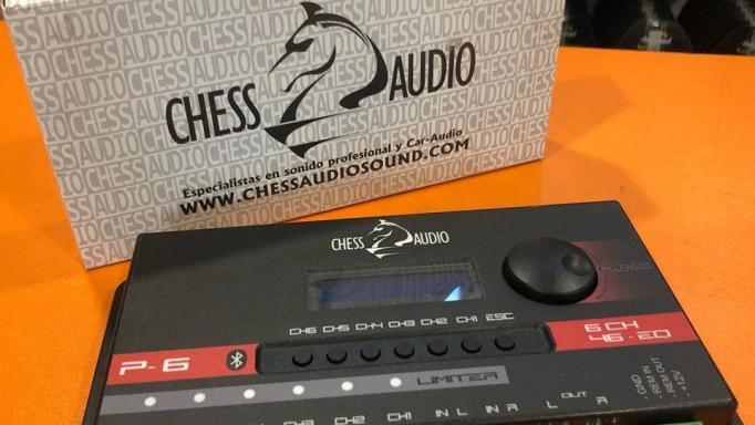 CHess audio P6