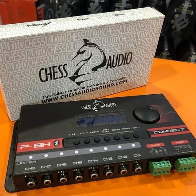 Chess audio P8H