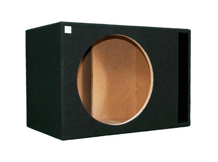 "Caja subwoofer 15"" reflex laberinto"