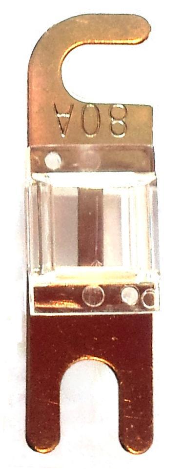 Fusible Mini ANL 80A
