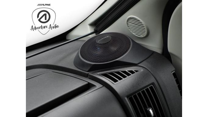 Sistema Companion SPC-R100-DU  Fiat Ducato III