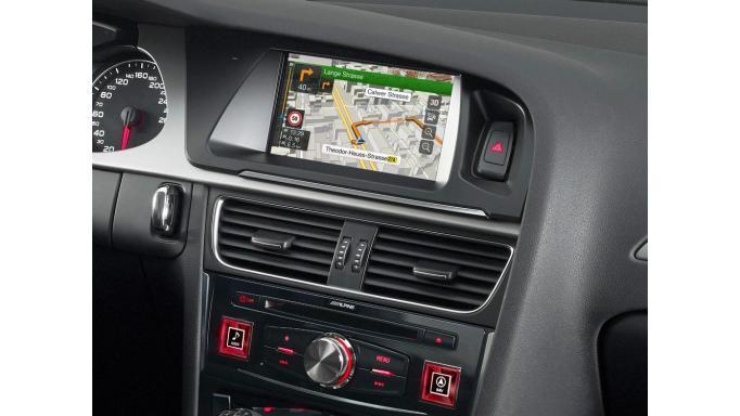 Alpine X703D-A5 Audi A5 [1]