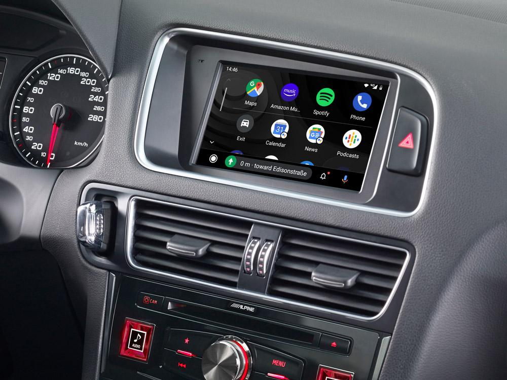 Alpine X703D-Q5 Audi Q5