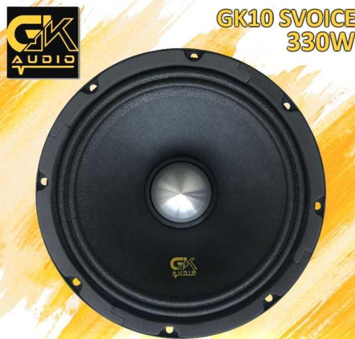 GK Audio 10 SVOICE
