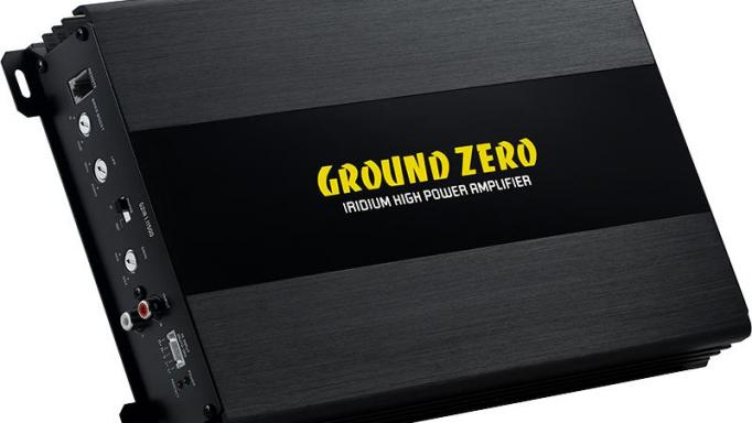 Ground Zero GZIA 1.1150D