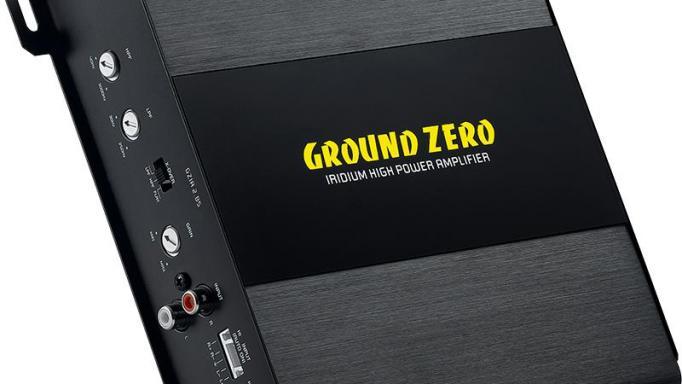 Ground Zero GZIA 2.85