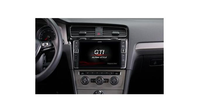 Alpine i902D-G7 VW Golf 7 Gps [1]