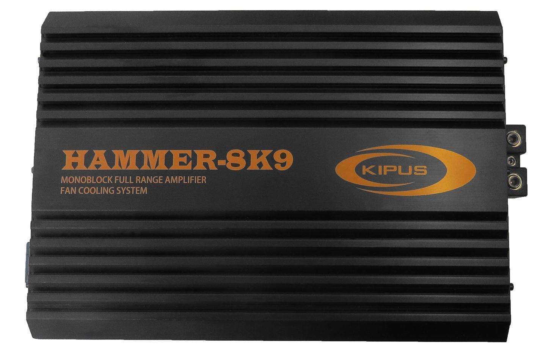 Kipus HAMMER-8K9