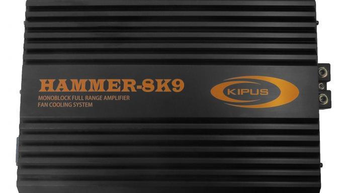 Kipus HAMMER-8K9 [0]