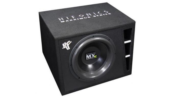 Hifonics MXZ12-R