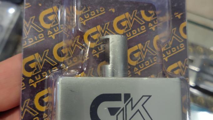 Duplicador cable Gk Audio 2x50mm