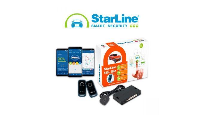 Alarma Starline S9 PRO con instalacion incluida.