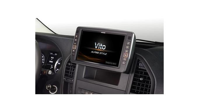 Alpine X903D-V447 Mercedes Vito [2]