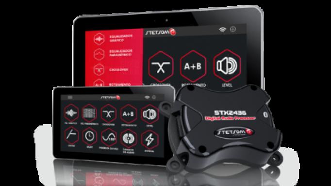 Stetsom STX2436 Bluetooth