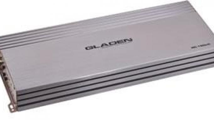 Gladen RC 105c4  [0]