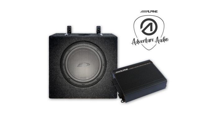 SPC-D84AT6-R Subwoofer + amplificador Dsp multicanal