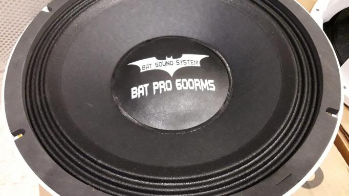 "BAT PRO 600rms 12"""