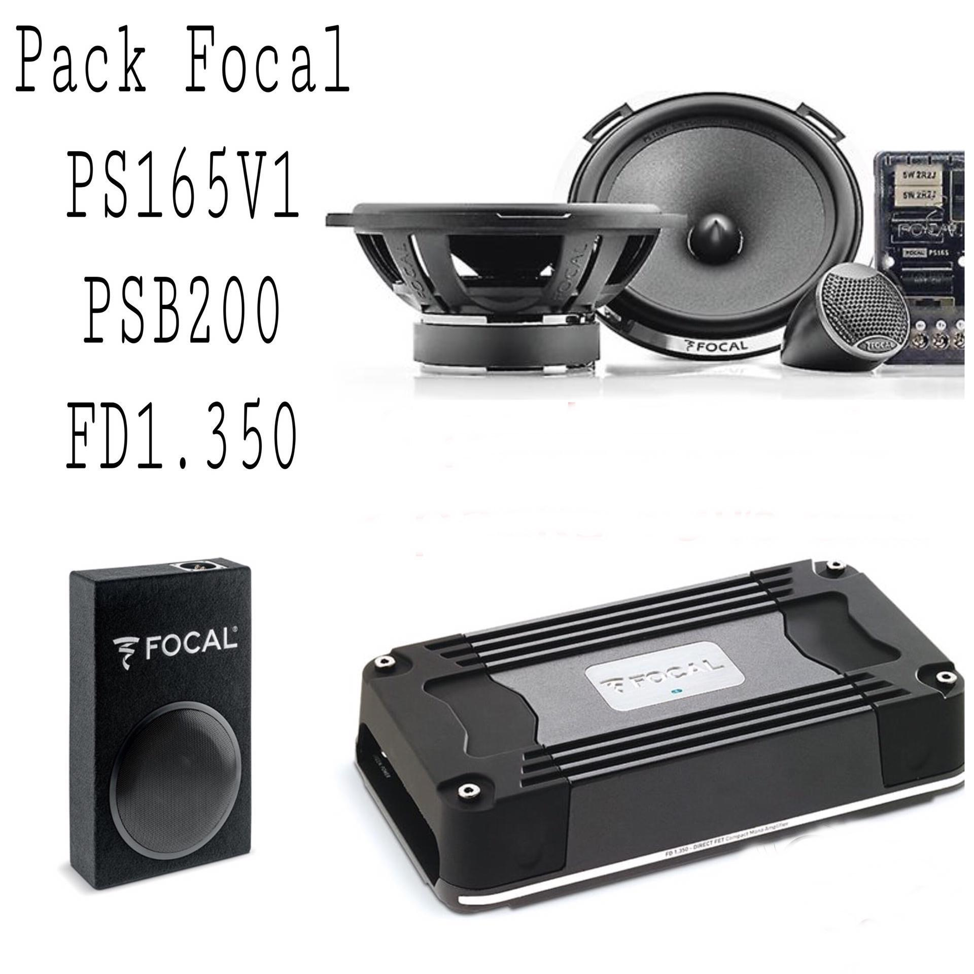 Pack Focal  1