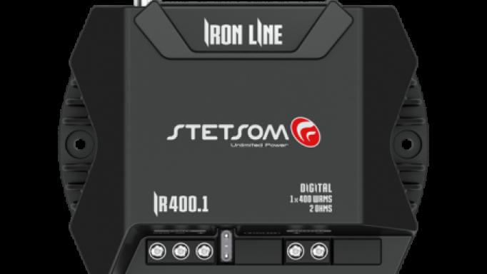 STETSOM 400W IRON IR400.1