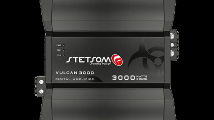 STETSOM VULCAN 3000 1OHM