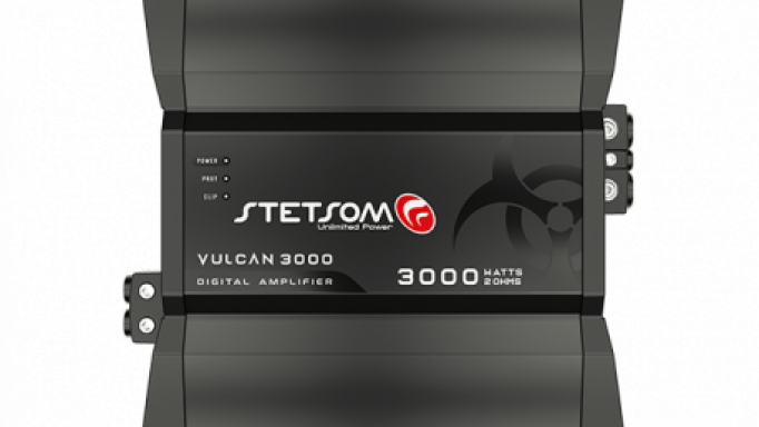 STETSOM VULCAN 3000 2OHM