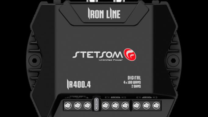 STETSOM 400W IRON IR400.4