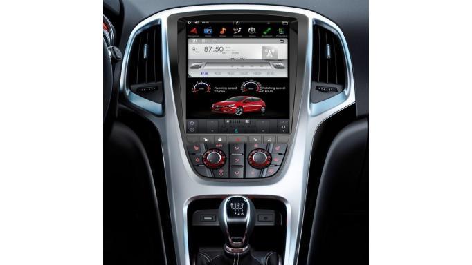 """Astra J 2009-2013 2 DIN 10,4""""  Tesla style"""