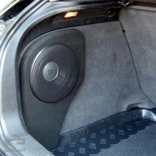 Caja subwoofer específica Audi A3 8P 2003 - 2013 [1]