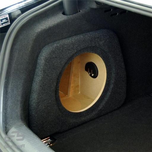 Caja subwoofer específica Audi A4 B8 Sedan