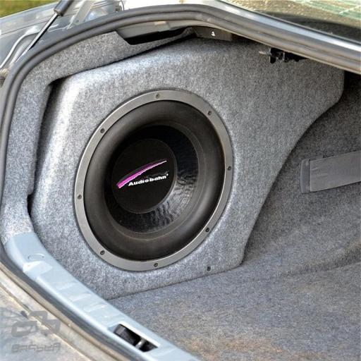 Caja subwoofer a medida Bmw e90 - e92