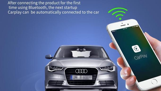 CarPlay inalambrico para  Android  [1]