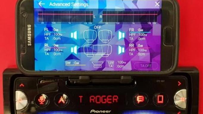 Pioneer sph-10 bt