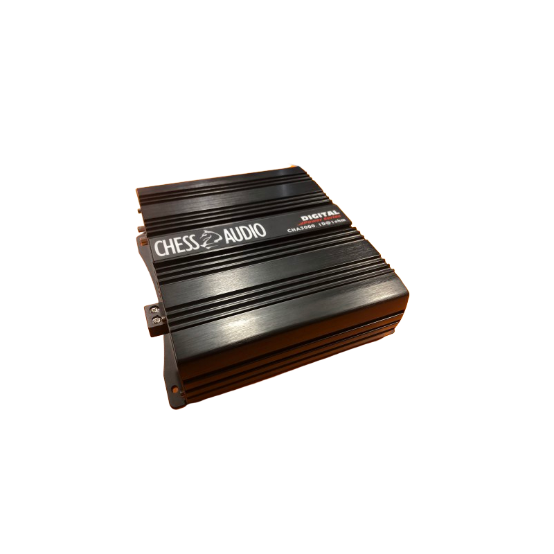 Chess Audio CHA3000. 1D@ 2 ohm