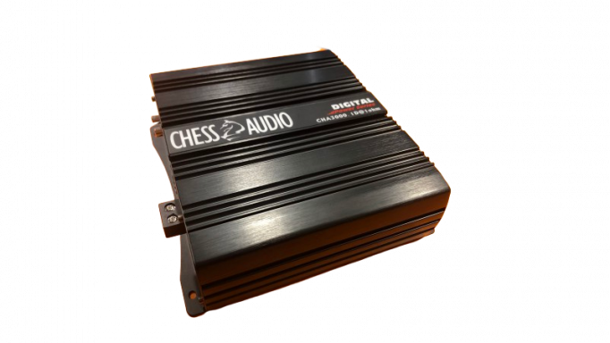 Chess Audio CHA3000. 1D@ 2 ohm