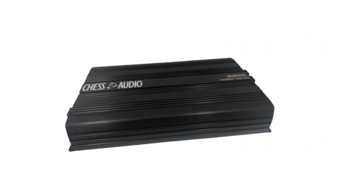 Chess Audio CHA8000. 1D@ 2 ohm