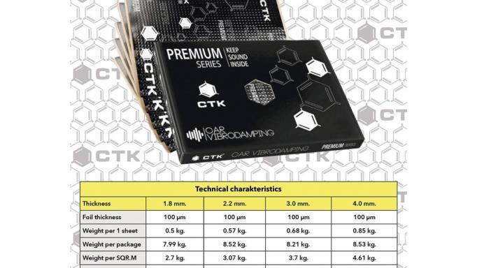 CTK PREMIUM 4mm 10 unidades [1]