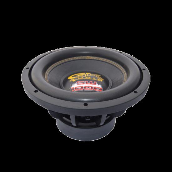 "Gk Audio  SW1000 12"" 2+2 OHMS"