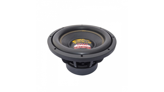 "Gk Audio  SW1000 12"" 2+2 OHMS"
