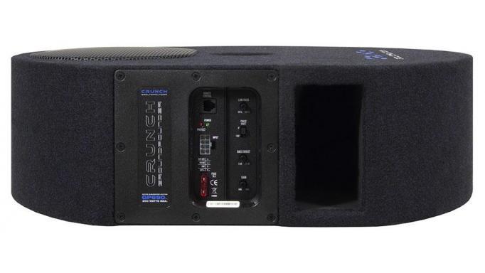 """CRUNCH 15x23 cm (6x9"""") Active Subwoofer System GP690 [1]"""