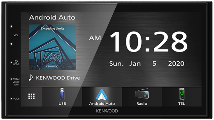 KENWOOD DMX5020S